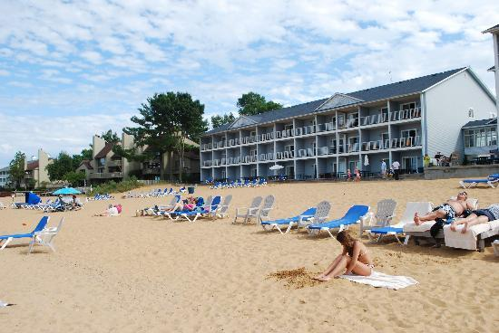 Grand Beach Hotel Traverse City