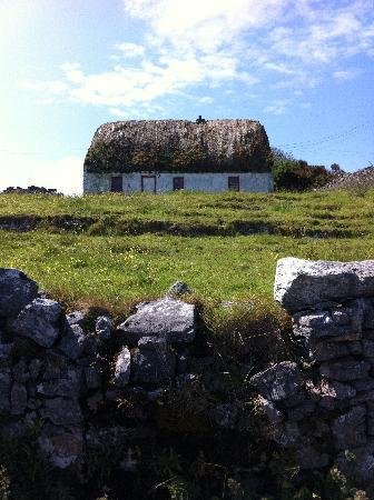 Bayberry House: Cottage on Inismore