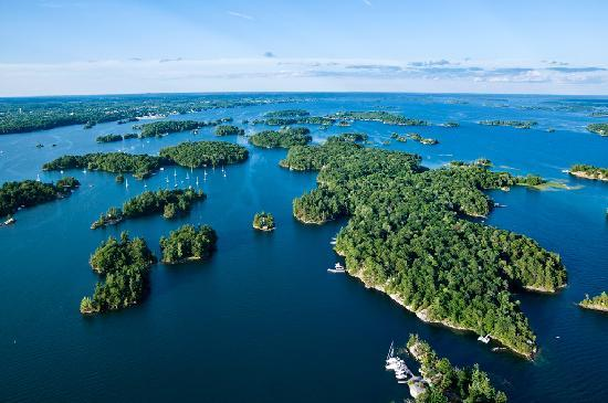 Gananoque, Kanada: 1000 Islands, Ontario