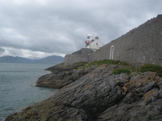 Tralee, Ireland: lighthouse