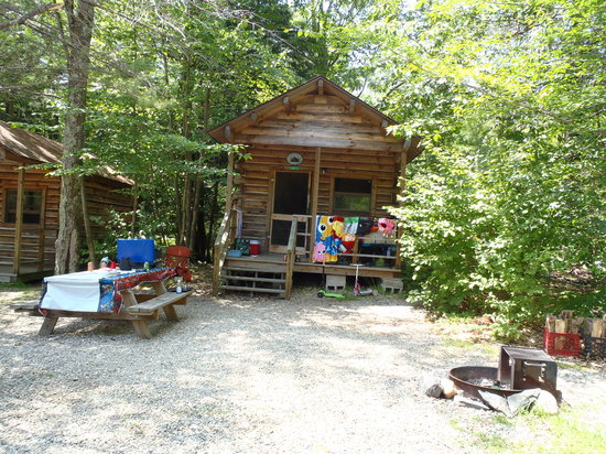 Prospect Mountain Campground
