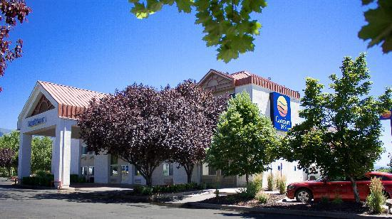 Comfort Inn Salt Lake City / Layton: Our Entry