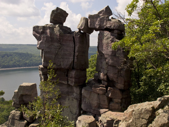 Baraboo (WI) United States  city images : Devil's Lake State Park Baraboo, WI : Hours, Address, Top Rated ...