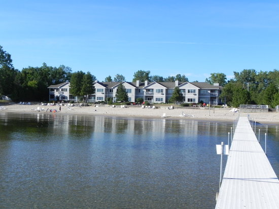 Photo of Sand Bay Beach Resort Sturgeon Bay