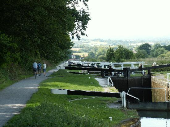 Caen Locks Devizes