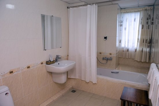 Carpe DM Hotel: Bathroom