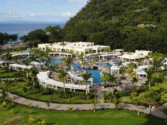Hotel Riu Guanacaste: view of the poolside