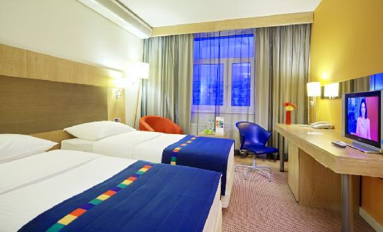 Park Inn Ekaterinburg: Standard Twin Room