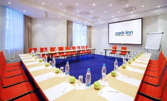 Park Inn Ekaterinburg: Meeting Room