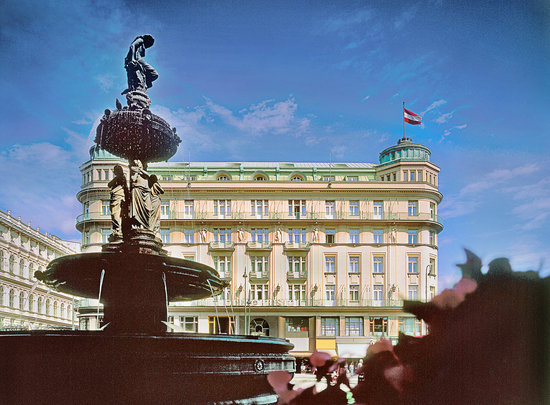 Hotel Bristol Vienna: Bristol Exterior