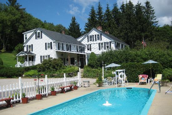 Okemo Inn: wish we were still here!