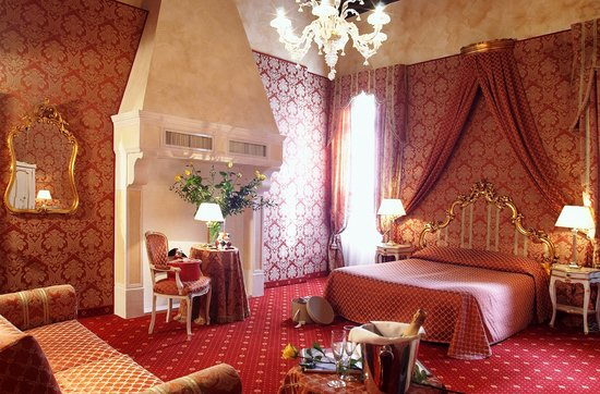 Locanda Ca' Amadi: Junior Suite