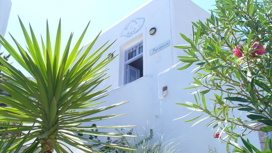 Photo of Porto Sikinos Hotel Cyclades