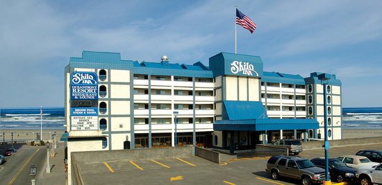 ‪Shilo Inn Suites - Seaside Oceanfront‬