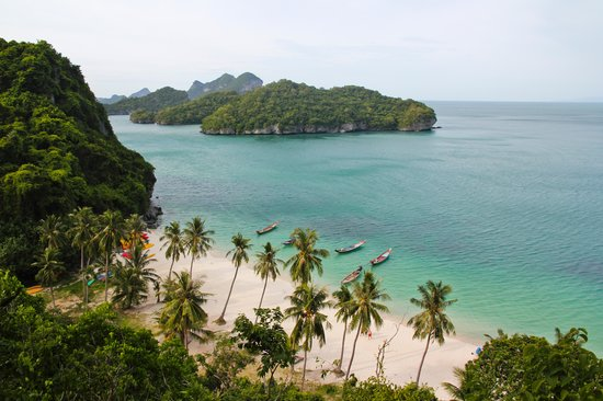 Koh Tao, Thailand: Ang Thong Marine Park