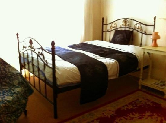 Truro Lodge: Double Bedroom