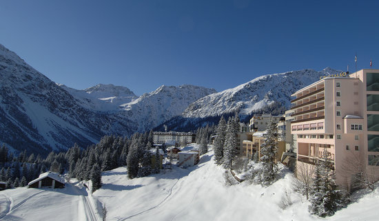 Photo of Hotel Cristallo Arosa