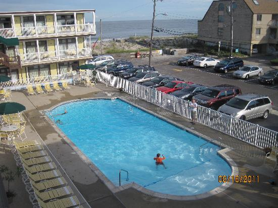 Beach Haven, Nueva Jersey: A View from the Hotel