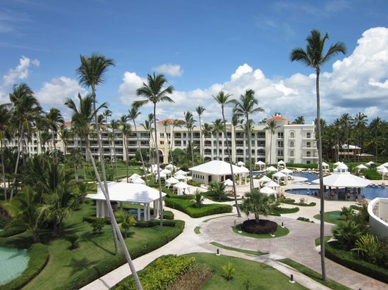 Iberostar Grand Hotel Bavaro: View 2 from Spa