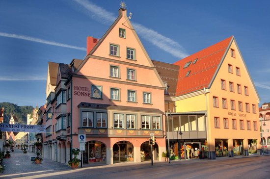 Photo of Hotel Sonne Füssen