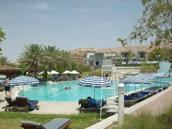Mercure Grand Jebel Hafeet Al Ain: Pool