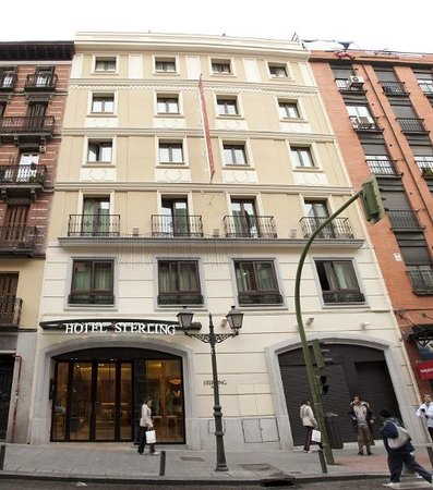 Hotels near Royal Palace Madrid Spain - 3 star hotel