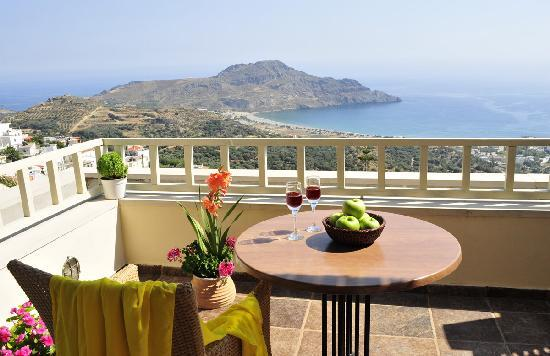 Stefanos Village Hotel: Perfect  Panoramic Sea View