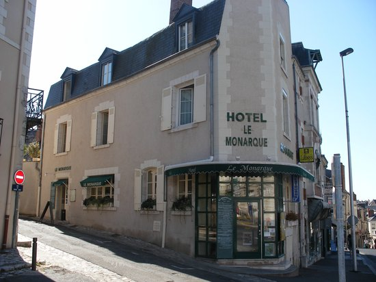 Hotel Le Monarque