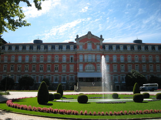 Vidago Palace Hotel: Great first impressions