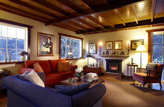 Retiro Park Lodge: Guests&#39; Lounge