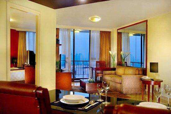 Aston Rasuna: 1 Bedroom Suite