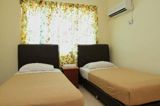 Garden City Melaka Service Apartments: Second Room