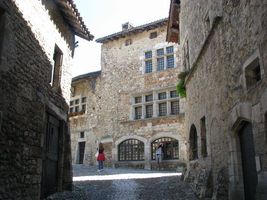 Mideival city of Perouges