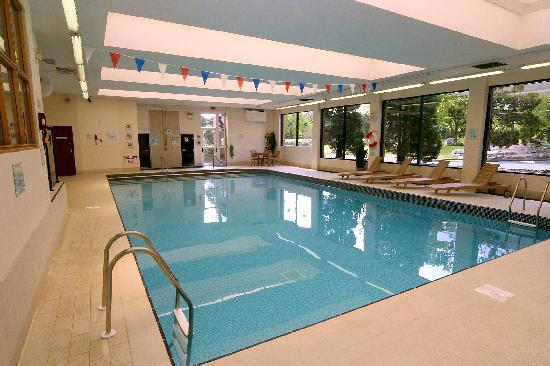 Hotel Swimming Pool Picture Of Holiday Inn Newcastle Gosforth Park Newcastle Upon Tyne