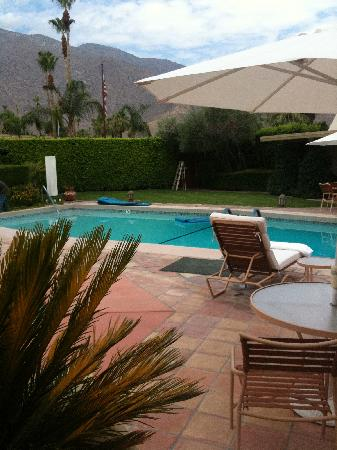 The Hacienda at Warm Sands: front pool
