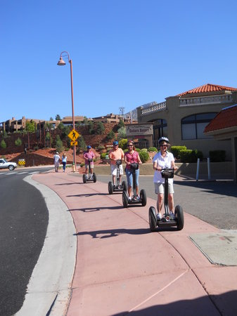 Adventures Out West - Sedona Segway