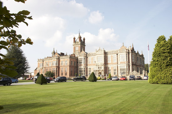 Crewe Hall