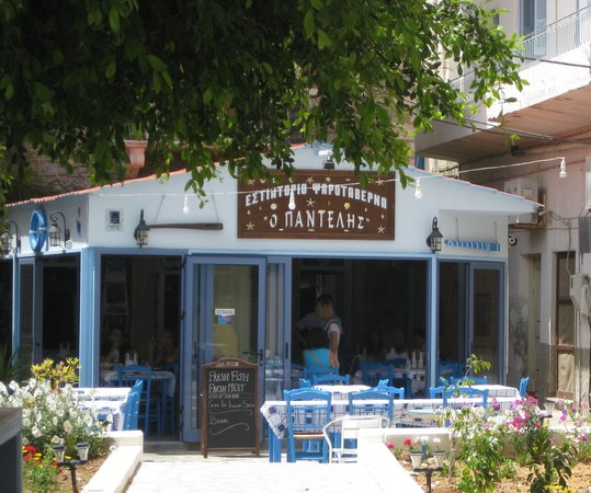 Pothia, Greece: Taverna O Pantelis
