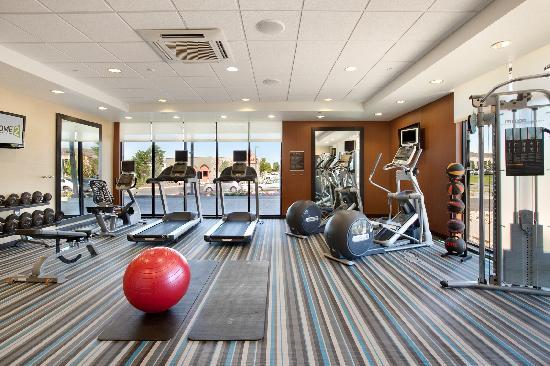Home2 Suites By Hilton: Spin2 Cycle or Fitness Room
