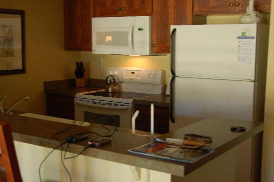 WorldMark Clear Lake: Sparse Kitchen