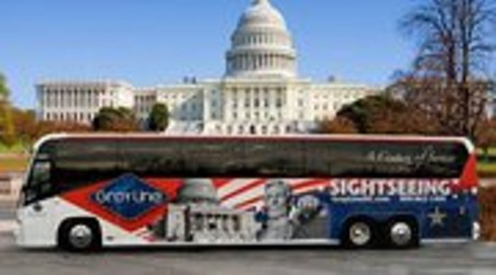 Gray Line Tours Dc After Dark