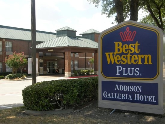 ‪Best Western Plus Addison Galleria Hotel‬