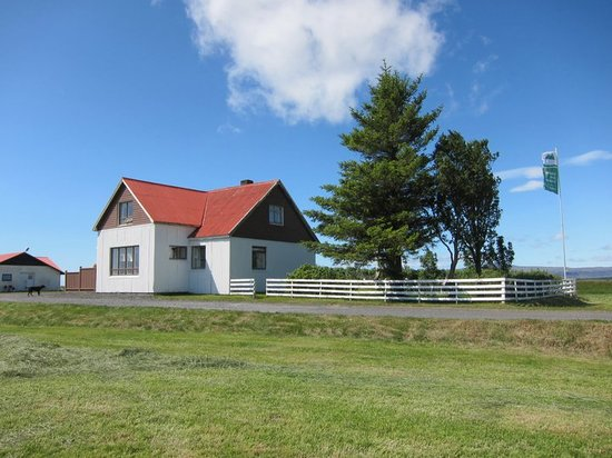 Bed and Breakfasts i Selfoss