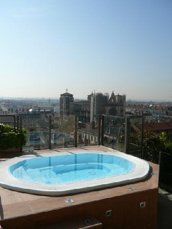 Villa Florentine: le jacuzzi