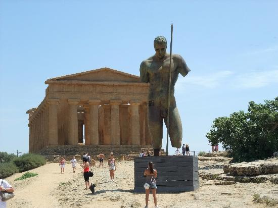 Pictures of Valley of the Temples (Valle dei Templi), Agrigento