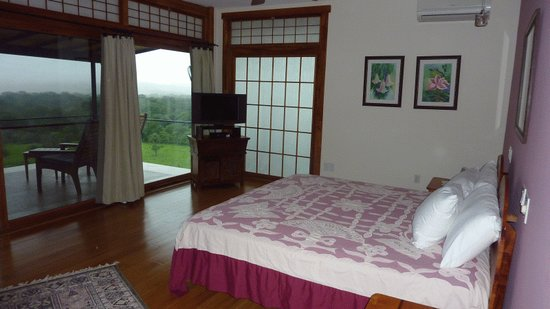 Rancho de Caldera Eco-Resort & Hotel: One corner of room 1