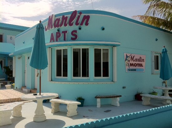 ‪The Marlin Beachside Hotel‬