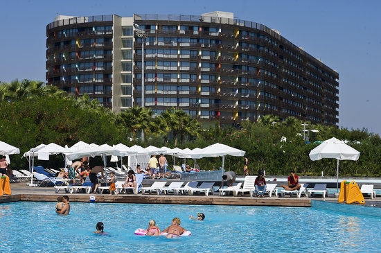 Photo of Kervansaray Lara Hotel Antalya