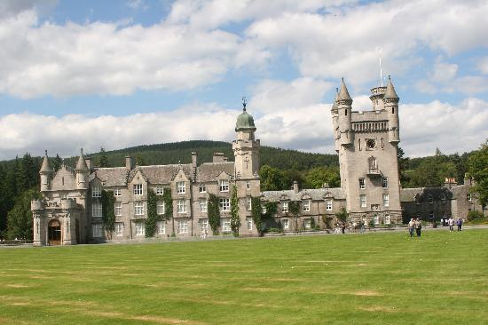 Water Garden Picture Of Balmoral Castle Ballater