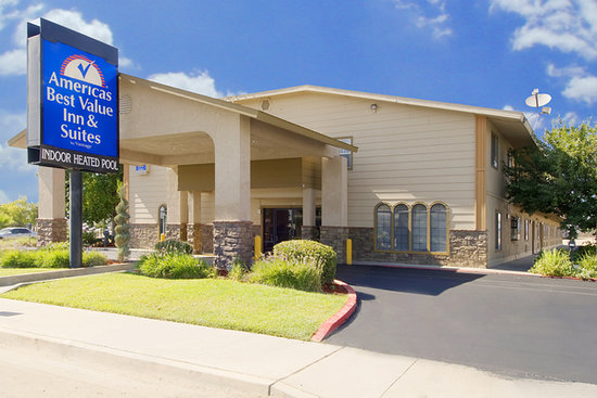 America&#39;s Best Value Inn Bakersfield: Exterior Photo